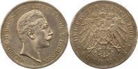 5 Mark 1908  A Preußen Wilhelm II. 1888-1918. Fast vorzüglich  30,00 EUR  zzgl. 4,00 EUR Versand