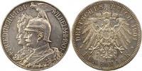 5 Mark 1901 Preußen Wilhelm II. 1888-1918. Winz. Kratzer, fast vorzügli... 65,00 EUR  zzgl. 4,00 EUR Versand