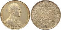 2 Mark 1913 Preußen Wilhelm II. 1888-1918. Vorzüglich +  18,00 EUR  zzgl. 4,00 EUR Versand