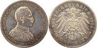5 Mark 1914  A Preußen Wilhelm II. 1888-1918. Gereinigt, vorzüglich  38,00 EUR  zzgl. 4,00 EUR Versand