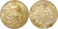 Bronzemedaille 1887 Frankfurt-Stadt  Vorzüglich  45,00 EUR  zzgl. 4,00 EUR Versand