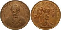 Bronzemedaille 1848 Frankfurt-Stadt  Fast Stempelglanz  65,00 EUR  zzgl. 4,00 EUR Versand