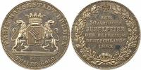 Taler 1863 Bremen-Stadt  Sehr schön +  125,00 EUR  zzgl. 4,00 EUR Versand