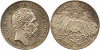 2 Mark 1902  E Sachsen Albert 1873-1902. Vorzüglich +  75,00 EUR  zzgl. 4,00 EUR Versand