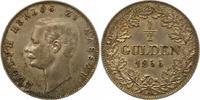 1/2 Gulden 1856 Nassau Adolph 1839-1866. Fast vorzüglich  75,00 EUR  zzgl. 4,00 EUR Versand