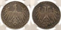 Doppelgulden 1848 Frankfurt-Stadt  NGC AU 58  200,00 EUR  zzgl. 4,00 EUR Versand
