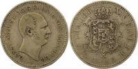 Taler 1840  A Braunschweig-Calenberg-Hannover Ernst August 1837-1851. S... 75,00 EUR  zzgl. 4,00 EUR Versand