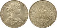 Taler 1860 Frankfurt-Stadt  Vorzüglich - Stempelglanz  165,00 EUR  zzgl. 4,00 EUR Versand