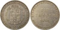 Taler 1842 Hessen-Kassel Kurf. Wilhelm II. u. Friedrich Wilhelm 1831-18... 40,00 EUR  zzgl. 4,00 EUR Versand