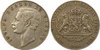 Taler 1859 Nassau Adolph 1839-1866. Randfehler, sehr schön  85,00 EUR  zzgl. 4,00 EUR Versand
