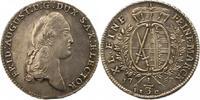 1/3 Taler 1787 Sachsen-Albertinische Linie Friedrich August III. 1763-1... 145,00 EUR  zzgl. 4,00 EUR Versand