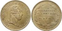 1/6 Sterbetaler 1827 Sachsen-Albertinische Linie Friedrich August I. 18... 85,00 EUR  zzgl. 4,00 EUR Versand