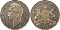 Doppelgulden 1848 Württemberg Wilhelm I. 1816-1864. Winz. Kratzer, vorz... 165,00 EUR  zzgl. 4,00 EUR Versand