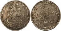 Taler 1690 Sachsen-Saalfeld Johann Ernst 1680-1729. Schöne Patina. Sehr... 1950,00 EUR kostenloser Versand