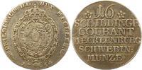 16 Schillinge 1764 Mecklenburg-Schwerin Friedrich 1756-1785. Sehr schön  65,00 EUR  zzgl. 4,00 EUR Versand