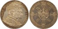 Krönungstaler 1 1861 Brandenburg-Preußen Wilhelm I. 1861-1888. Prachtex... 75,00 EUR  zzgl. 4,00 EUR Versand
