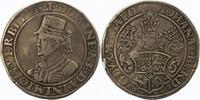 1/2 Taler 1549 Mecklenburg Johann Albrecht...