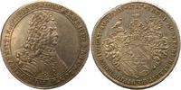 Taler 1717 Sprinzenstein Johann Ehrenreich 1705-1729. Sehr schön - vorz... 1150,00 EUR kostenloser Versand