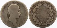 Taler 1816  A Brandenburg-Preußen Friedrich Wilhelm III. 1797-1840. Sch... 30,00 EUR  zzgl. 4,00 EUR Versand
