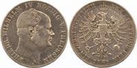 Taler 1861  A Brandenburg-Preußen Friedrich Wilhelm IV. 1840-1861. Sehr... 85,00 EUR  zzgl. 4,00 EUR Versand