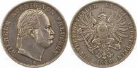 Siegestaler 1866  A Brandenburg-Preußen Wilhelm I. 1861-1888. Schöne Pa... 75,00 EUR  zzgl. 4,00 EUR Versand