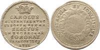 Silberabschlag von den Stempeln das 1 1/ 1711 Frankfurt-Stadt  Zainende... 45,00 EUR  zzgl. 4,00 EUR Versand