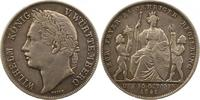 Gulden 1841 Württemberg Wilhelm I. 1816-1864. Sehr schön  55,00 EUR  zzgl. 4,00 EUR Versand