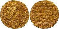 Dukat Gold 1655 Frankfurt-Stadt  Kratzer, geknittert, schön  245,00 EUR  zzgl. 4,00 EUR Versand