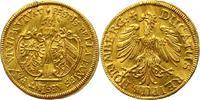 Dukat Gold 1635 Nürnberg-Stadt  Minimal gewellt, gutes vorzüglich  695,00 EUR kostenloser Versand