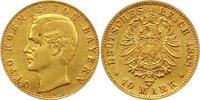 10 Mark Gold 1888  D Bayern Otto 1886-1913. Sehr schön  495,00 EUR kostenloser Versand