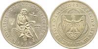 3 Mark 1930  A Weimarer Republik  Randfehler, vorzüglich  68,00 EUR  zzgl. 4,00 EUR Versand