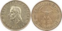 5 Mark 1934  F Drittes Reich  Sehr schön  185,00 EUR  zzgl. 4,00 EUR Versand
