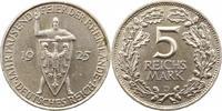 5 Mark 1925  D Weimarer Republik  Gereinigt, sehr schön +  90,00 EUR  zzgl. 4,00 EUR Versand