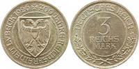 3 Mark 1926 Weimarer Republik  Winz. Kratzer, vorzüglich  100,00 EUR  zzgl. 4,00 EUR Versand