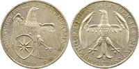 3 Mark 1929  A Weimarer Republik  Vorzüglich +  125,00 EUR  zzgl. 4,00 EUR Versand