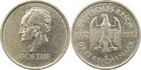 3 Mark 1932  A Weimarer Republik  Sehr schön +  62,00 EUR  zzgl. 4,00 EUR Versand