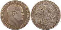 Taler 1859  A Brandenburg-Preußen Friedrich Wilhelm IV. 1840-1861. Sehr... 42,00 EUR  zzgl. 4,00 EUR Versand