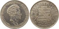 Taler 1829  S Sachsen-Albertinische Linie Anton 1827-1836. Winz. Kratze... 75,00 EUR  zzgl. 4,00 EUR Versand
