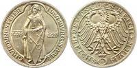 3 Mark 1928  A Weimarer Republik  Winz. Kratzer, vorzüglich +  145,00 EUR  zzgl. 4,00 EUR Versand