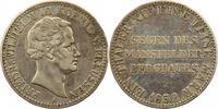 Ausbeutetaler 1832  A Brandenburg-Preußen Friedrich Wilhelm III. 1797-1... 75,00 EUR  zzgl. 4,00 EUR Versand