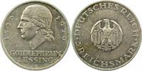 3 Mark 1929  G Weimarer Republik  Sehr schön - vorzüglich  50,00 EUR  zzgl. 4,00 EUR Versand