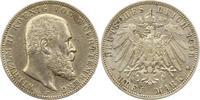 3 Mark 1908  F Württemberg Wilhelm II. 1891-1918. Sehr schön - vorzügli... 18,00 EUR  zzgl. 4,00 EUR Versand