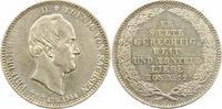 1/3 Sterbetaler 1854 Sachsen-Albertinische Linie Friedrich August II. 1... 36,00 EUR  zzgl. 4,00 EUR Versand