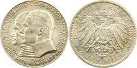 2 Mark 1904 Hessen Ernst Ludwig 1892-1918. Fast Stempelglanz  85,00 EUR  zzgl. 4,00 EUR Versand