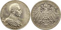 3 Mark 1913 Preußen Wilhelm II. 1888-1918. Vorzüglich - Stempelglanz  20,00 EUR  zzgl. 4,00 EUR Versand