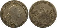 Taler 1784  E Brandenburg-Preußen Friedrich II. 1740-1786. Schön - sehr... 100,00 EUR  zzgl. 4,00 EUR Versand