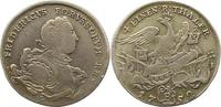 1/4 Taler 1752  B Brandenburg-Preußen Friedrich II. 1740-1786. Fast seh... 75,00 EUR  zzgl. 4,00 EUR Versand