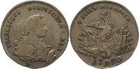1/4 Taler 1750  A Brandenburg-Preußen Friedrich II. 1740-1786. Fast seh... 75,00 EUR  zzgl. 4,00 EUR Versand