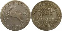 16 Gute Groschen 1694 Braunschweig-Lüneburg-Celle Georg Wilhelm 1665-17... 70,00 EUR  zzgl. 4,00 EUR Versand