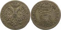 8 Schilling 1734 Lübeck-Stadt  Sehr schön  30,00 EUR  zzgl. 4,00 EUR Versand